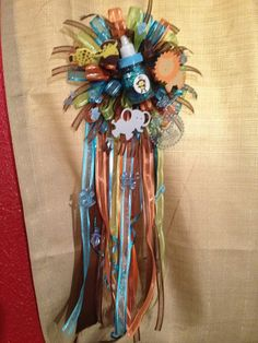 Safari Baby Shower Mum by LexiiesCreations on Etsy, $35.00