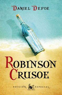 Cuenta las aventuras del joven Robinson Crusoe, un náufrago inglés que pasa 28 años en una remota isla tropical, donde a pesar de las muchas dificultades, logra sobrevivir. Un alegato a favor de las potencialidades del ser humano: su afán de superación y su necesidad de hermanamiento con sus semejantes.