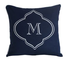 marokańska koniczyna -monogram
