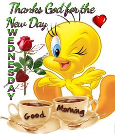 Thank God For The New Day. Good Morning Everyone. Wednesday Morning Greetings, Wednesday Morning Quotes, Wednesday Prayer, Cute Good Morning Quotes, Happy Wednesday Quotes, Good Morning Picture, Good Morning Everyone, Good Morning Good Night, Wednesday Coffee