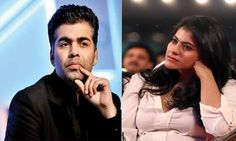 Why Kajol Is Not Happy With Karan Johar