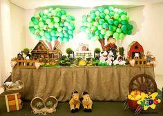 festa fazendinha infantil - Pesquisa Google