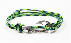 Aquatica Fish Hook Bracelet (New) | Fish Hook Bracelets | Chasing Fin Apparel