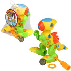 PUZZLE TOY DIY DINOSAUR  PLAY SET TOY GAME FOR KIDS CHILDREN GREAT GIFT PRESENT #Unbranded Toy Diy, Diy Toys, Dinosaur Play, Puzzle Toys, Games For Kids, Yoshi, Tweety, Great Gifts, Presents