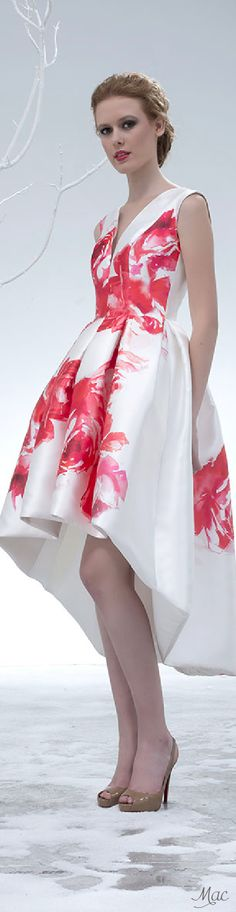 Spring 2015 Ready-to-Wear Isabel Sanchis