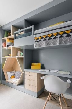 Bedroom İdeas For Each Child – 30 Fabulous Room Ideas For Children Who Love Colors New 2019 kids room ideas room design room ideas bedrooms rooms decor room ideas for girls kids room ideas Bedroom Furniture, Bedroom Decor, Bedroom Colors, Antique Furniture, Bedroom Ceiling, Grey Furniture, Bedroom Curtains, Furniture Nyc, Furniture Dolly