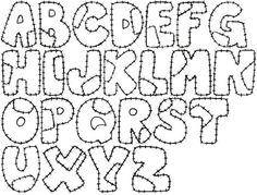 Patch Letters