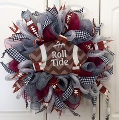 university of tennessee football wreath - Google Search