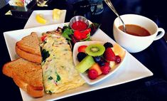 Brunch: Terrace Cafe – Simply Taralynn (minus the bread) Good Healthy Recipes, Clean Recipes, Yummy Recipes, Breakfast Bites, Breakfast Recipes, Simply Taralynn, Cafe Menu, Food Out, Healthy Eating