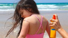 Consumer Reports: No more spray sunscreen for kids
