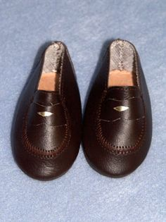 59fb9c89129 Doll Penny Loafer Shoes - New Items