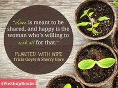 AmishReader.comBook Preview: Planted with Hope by Tricia Goyer and Sherry Gore - AmishReader.com