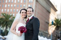 - Wedding at Terra Gallery, San Francisco {Photo by Bustle & Twine}
