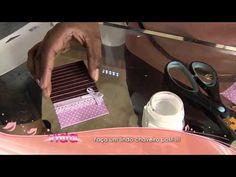 Faça um lindo chaveiro Post-it - YouTube
