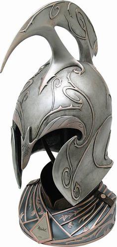 Noldorim Elf Helm                                                                                                                                                                                 Plus