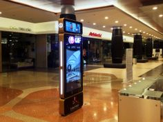 Titán Plaza | Digital Signage Colombia
