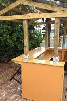 Coating Tables And Bartops With Thick Clear Pourable Plastic   Excellent  Discussions Here