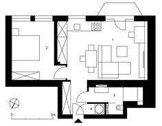 Luxury apartment reconstruction, Bratislava, Slovakia | RULES Architects