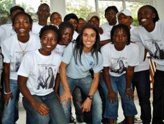 This week our Goodwill Ambassador Marta Vieira da Silva was a finalist for the 6th time to win the FIFA World Player of the Year award - the Ballon d'Or. She is a great soccer player and a great UNDP supporter! Here she is in Sierra Leone with UNDP, visiting a local all women soccer team.  Read more about her contribution to development: http://on.undp.org/sCyzU