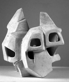 André Bloc - Sculpture-habitacle