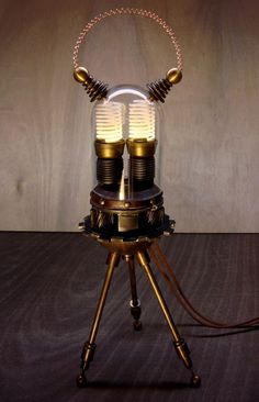 """Otto"" Steampunk Device by Art Donovan"