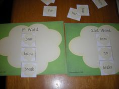 2nd Grade Pig Pen: Do You Like Word Sorts?