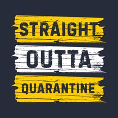 Check out this awesome 'Straight+Outta+Quarantine' design on Great Pictures, Stay Safe, T Shirt, Awesome, Check, Design, Meet, Supreme T Shirt, Tee Shirt