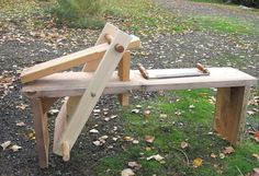 Creative and Modern Tips: Portable Woodworking Bench woodworking patterns free.Small Woodworking How To Make woodworking for beginners diy. Small Woodworking Projects, Woodworking Shows, Woodworking Patterns, Woodworking Workbench, Woodworking Workshop, Woodworking Techniques, Woodworking Furniture, Fine Woodworking, Woodworking Quotes