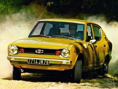 Datsun Cherry 4-door Sedan (E10) '10.1970–09.1974