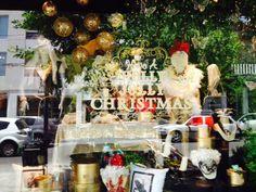 CHRISTMAS WINDOW LA MERCERIA BS AS 2013