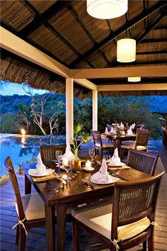 #Romantic #restaurant in Bai Tram Resort - #Phan Thiet  http://www.exoticvoyages.com/vietnam-hotels
