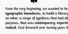FF Jackie™ - Desktop font « MyFonts