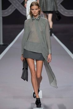 Viktor & Rolf | Fall 2014 Ready-to-Wear Collection | Style.com | #pfw