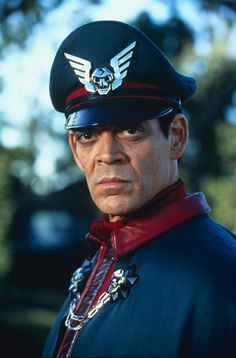 Find bio, credits and filmography information for Raul Julia on AllMovie - Born to a prosperous Puerto Rican family, suave and handsome leading man Raul Julia acted in school… Street Fighter Movie, M Bison, Raul Julia, I Dream Of Genie, Street Fights, Tough Guy, Actors & Actresses, Guys, People