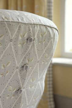 Canterbury Cottage Designs: The Care and Keeping of Slipcovers Soft Furnishings, Reupholstery, Upholstery Fabric, Cleaning Upholstery, Vanessa Arbuthnott, Slipcovers For Chairs, Cottage Design, Upholstery, Upholstery Repair