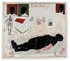 Black Educator: Kerry James Marshall: Bringing Black Faces to Classic Art