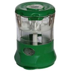 Store and prepare fresh herbs with this innovative mill. Designed for storage and mincing, it's an efficient kitchen addition. Storage Canisters, Storage Containers, Grater, Kraut, Fresh Herbs, The Fresh, Preserves, Cool Things To Buy, Canning