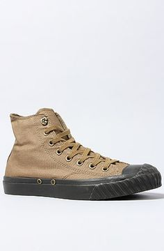 The Chuck Taylor Bosey Boot in Olive - Converse
