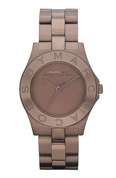 9c20626f259 Round bracelet watch - Marc by Marc Jacobs Relogio Analogico