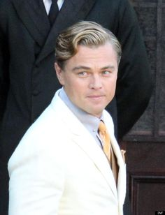 Leonardo DiCaprio In 'The Great Gatsby