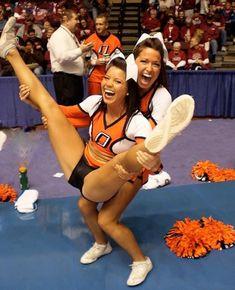 College Cheerleaders Gone Wild