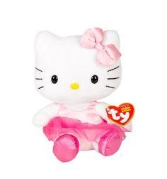 $5.50 - Adriana loves hello kitty right now, if shes still into it this time next year, this would make a great recital gift!