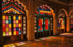 Palast vom Amber in Rajasthan/Indien.... Love this. So colorful and interesting. Unique. Just love!!!