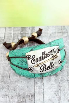 "Add this ""Southern Belle"" bracelet to your jewelry collection!"