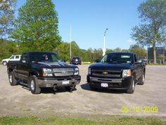 His and Hers Trucks