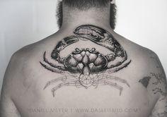 DANIEL MEYER – Professional blackwork, geometric and dotwork tattoo artist, located inLos Angeles California Cross Tattoo Designs, Henna Tattoo Designs, Tattoo Designs And Meanings, Tattoo Ideas, Cancer Tattoos, Dad Tattoos, Family Tattoos, Open Heart Tattoo, Daniel Meyer