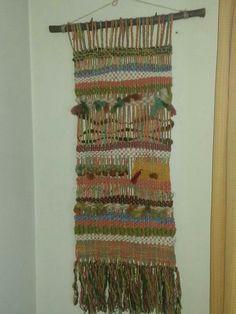 Telar mural Crochet Top, Women, Fashion, Tapestries, Weaving Looms, Moda, Women's, La Mode, Fasion