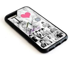 Quiero una funda hací 😍 Iphone Wallet Case, Iphone 4s, Iphone Cases, Cnco Band, Iphone 6 S Plus, Cool Things To Buy, My Love, Make Hair Grow, Ideas