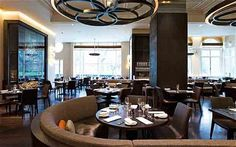 London's best restaurants, by destination expert Sophie Campbell. This light-filled restaurant at the Mandarin Oriental hotel serves reinterpreted historic British dishes, such as 18th-century Salmagundy (chicken salsify, marrow bone). A fascinating dining experience with charming service.