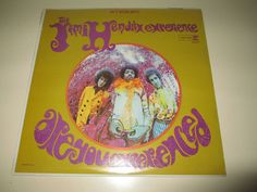 JIMI HENDRIX - ARE YOU EXPERIENCED - REPRISE US 1968 SEALED LATER PRESS | eBay